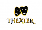Theater, Kultur Logo