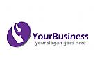 Pfeil, Erfolg, Finanzen Logo