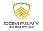 Zeichen, Skizze, Wappen, Immobilien, Dachdecker, Logo