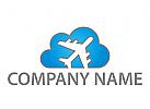 Zeichen, Zeichnung, Symbol, Flugzeug, Wolken, Transport, Logo