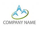 Drei D�cher, H�user Logo