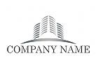 Versicherung, Banken Logo