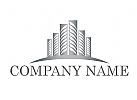 Versicherung und Banken Logo