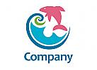 Welle Fisch Logo