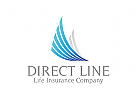 Versicherungen Logo,  Horizont, Finanzen, Investitionen, Bank