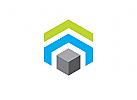 Logo IT, Server, Web, Haus