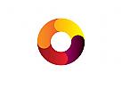 Logo Ring, Kreis, Kreislauf
