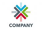 Vier Pfeile Logo