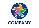 Seestern Farbspektrum Logo