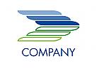 Pfeil Flügel Logo
