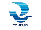 Segelschiff Kogge digital Logo