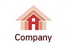 Haus W�rme Logo