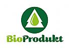Logo Tanne und Tropfen, Bioprodukte, Natur, Holz, Kosmetik