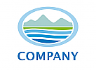 Berge See Logo