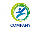 Zirkeltraining Figur Logo