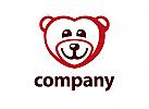 Teddy Bär Herz Logo