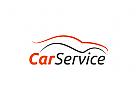 Auto, Motor,  Autoservice Logo