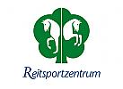 Baum Pferde Logo