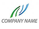 Zeichen, Zeichnung, Wellen, Flügel, Beratung, Logo