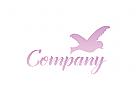 Tauben Logo, V�gel