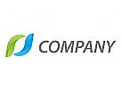 Zwei Wellen, Bl�tter Logo