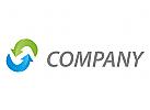 Zwei Pfeile, Bewegung Logo