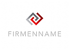 §,Zeichen, Signet, Logo, Abstrakt, Meander, Segmente, Rechtsanwalt, Steuerberater