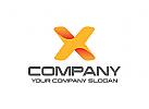 Buchstabe X Logo, Zahl X