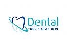 Zahn Logo, Zahnarzt, Klinik, Arzt