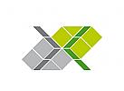 Logo Initial X