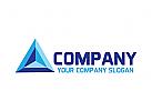 Dreieck Logo, Eis,Finanzen, Geld, Investition