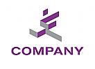 Sprung Figur Logo