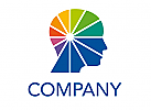 Strahlen Profil Logo