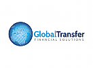 global, Finanzen, Erde Logo