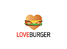 Love Burger Logo