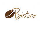 logo cafe, logo bistro