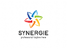 Vereinigung, Marketing, Business, Energie, Sinergie