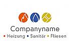 Logo f�r Sanit�rbetrieb