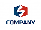 Buchstabe S logo