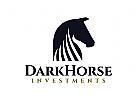 Investitionen Logo, Pferde, Immobilien, Fonds, Finanzen, Geld, Investition