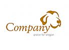 logo hunde, logo golden retrieve, logo hundeschule