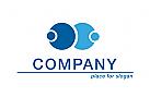 logo eine person, logo zwei personen, logo beratung