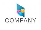 Zeichen, Signet, Logo, Quader, Cube, Würfel, Transport, Logistik