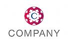 Logo, Rund, Kugel, Abstrakt, Buchstabe