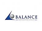 Balance, Beratung Logo, Finanzen