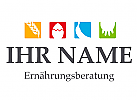 Logo für eine Ernährungsberatung