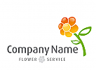 Logo Blumenservice