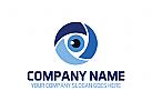 Auge Logo, Augenarzt , Vision, Optik