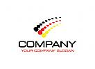 digital, Software, Technologie, Daten, Software, Programmierung Logo