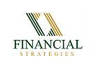 Finanzen, Investition, Bank, Geld, Gold, Finanzstrategien Logo